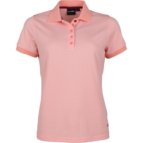 High Colorado Seattle Poloshirt Damen apricot blush